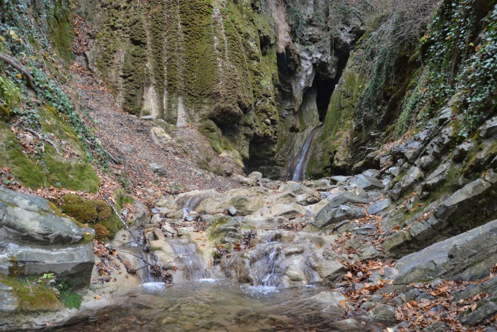 Фото: Гебиусские водопады