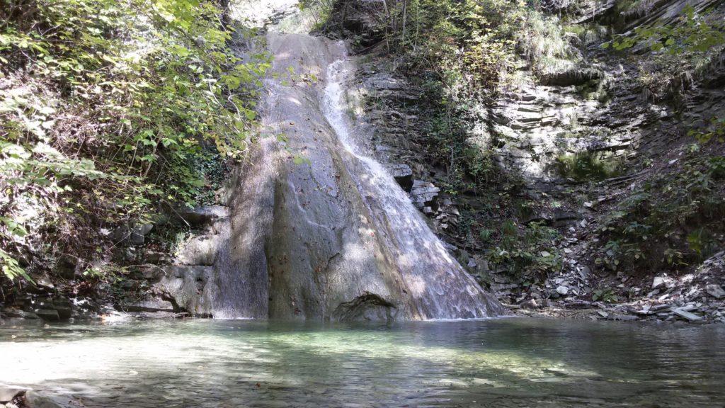 Фото: Водопад Немцева