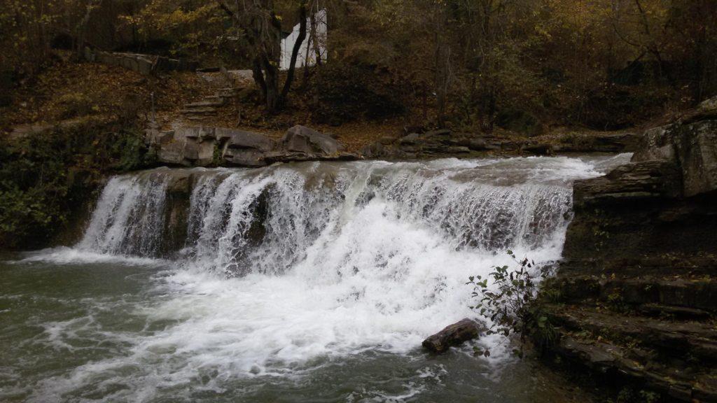 Фото: Водопады на реке Жане