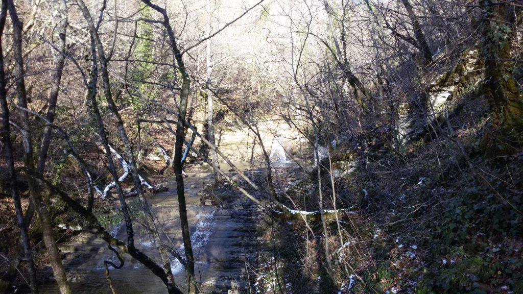 Фото: Плесецкие водопады