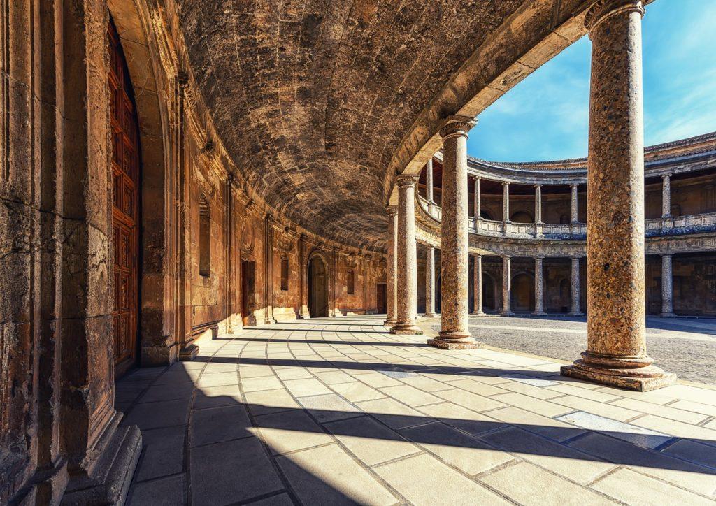 фото: Наследие династии Насридов — Альгамбра